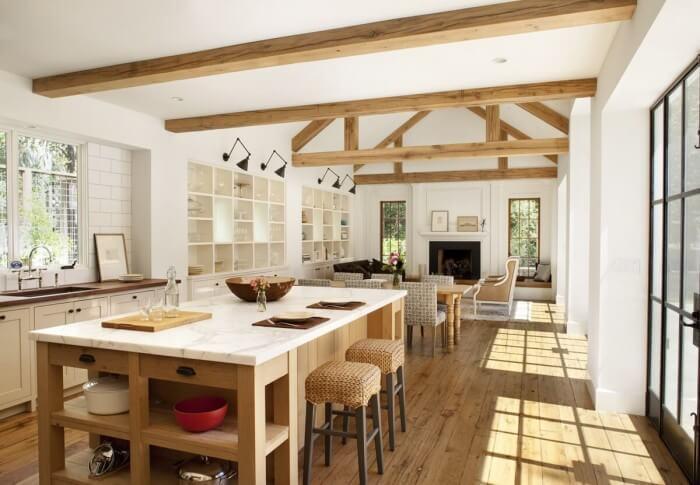 34 rustic farmhouse interior design ideas - 20+ Rustic Farmhouse Interior Design Ideas