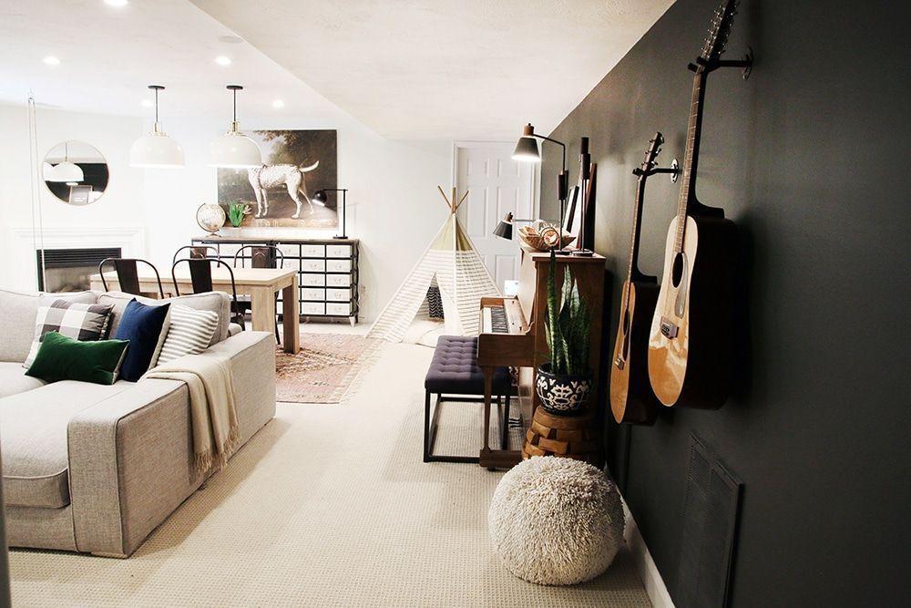 Basement Ideas 12 - 36 Best Basement Ideas for Remodeling