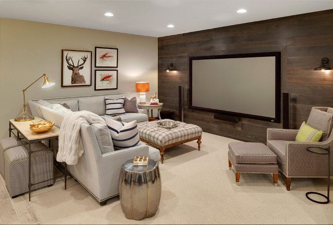 Basement Ideas 15 1 - 36 Modern Basement Ideas to Prompt Your Own Remodel