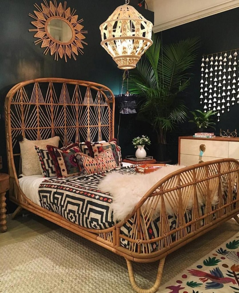 Bohemian home decor 1 - 35 Affordable Bohemian Home Decor