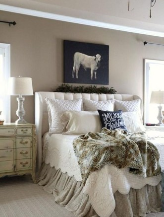 Cool Urban Farmhouse Master Bedroom Ideas 01 - 35+ Super Urban Farmhouse Master Bedroom Ideas