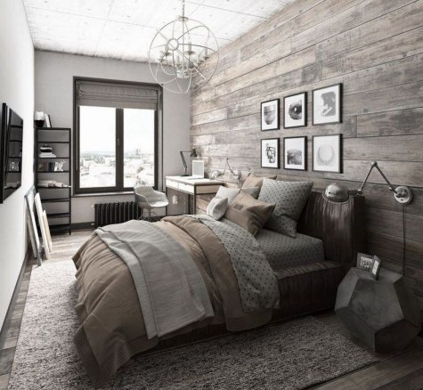 Cool Urban Farmhouse Master Bedroom Ideas 03 - 35+ Super Urban Farmhouse Master Bedroom Ideas