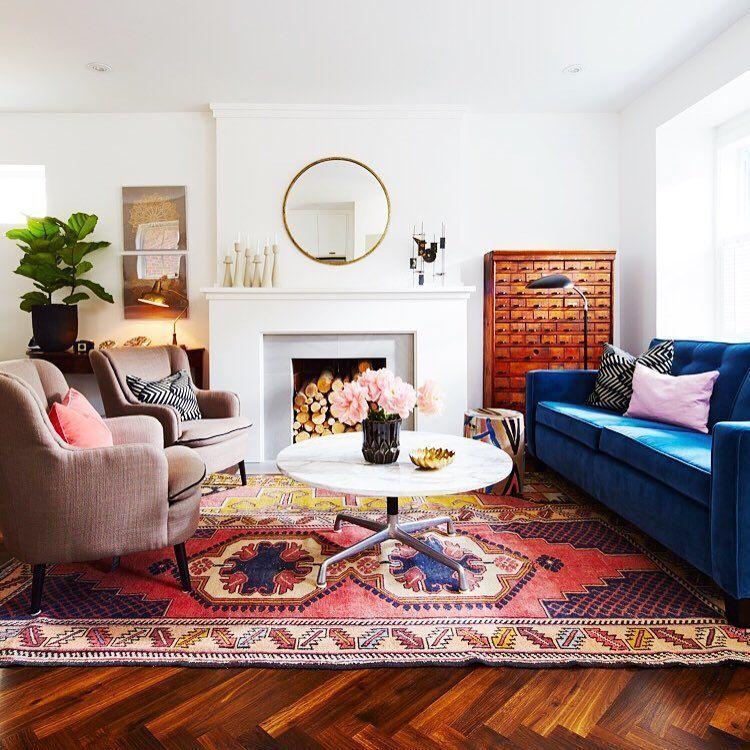 Cozy living room 1 - 32 Cozy Living Room Design Ideas