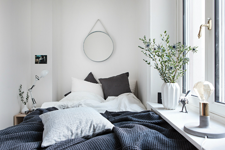 10 small bedroom tips - 10 Small Bedroom Tips
