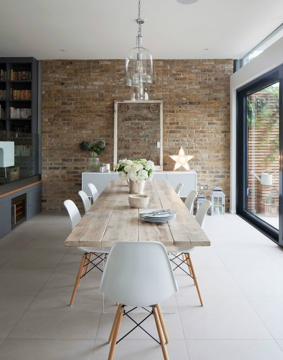 10 ways to create a relaxed look dining room - 10 Ways To Create A Relaxed Look Dining Room