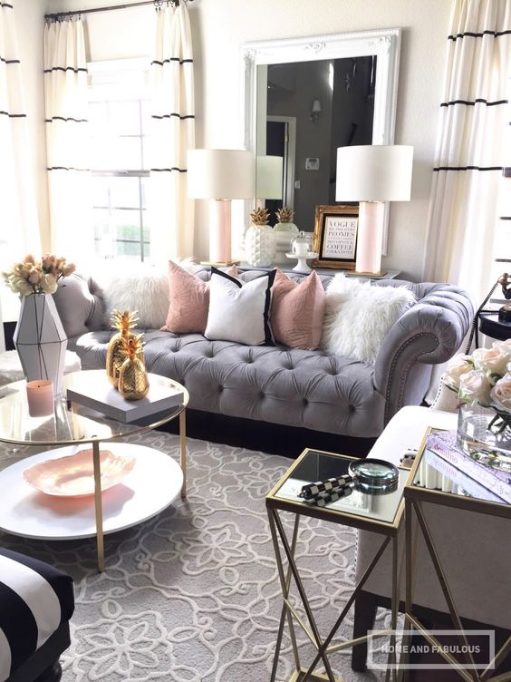 1553959861 846 12 easy ways to update your living room - 12 Easy Ways to Update Your Living Room