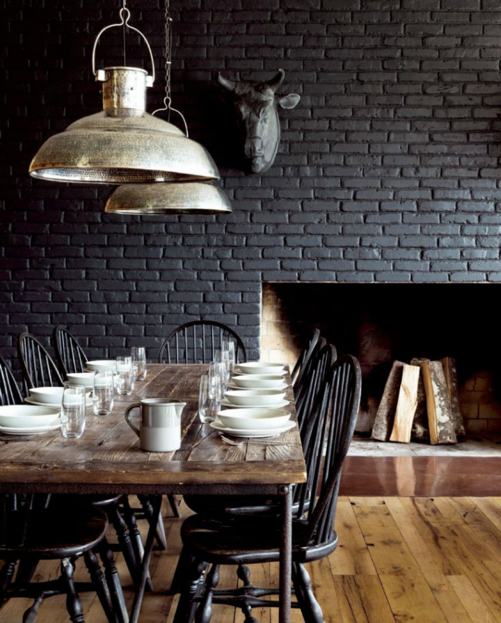1553962137 902 how to create an industrial dining room - How To Create An Industrial Dining Room
