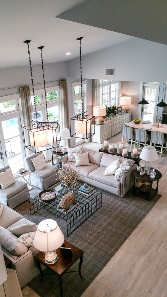 large living room design idea 6