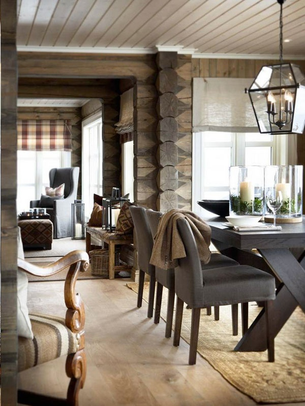 1553969363 514 12 rustic dining room ideas - 12 Rustic Dining Room Ideas