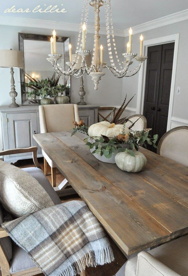 1553969363 80 12 rustic dining room ideas - 12 Rustic Dining Room Ideas