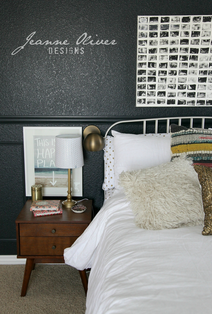 Amazing Teen Girl's Bedroom Makeover 11