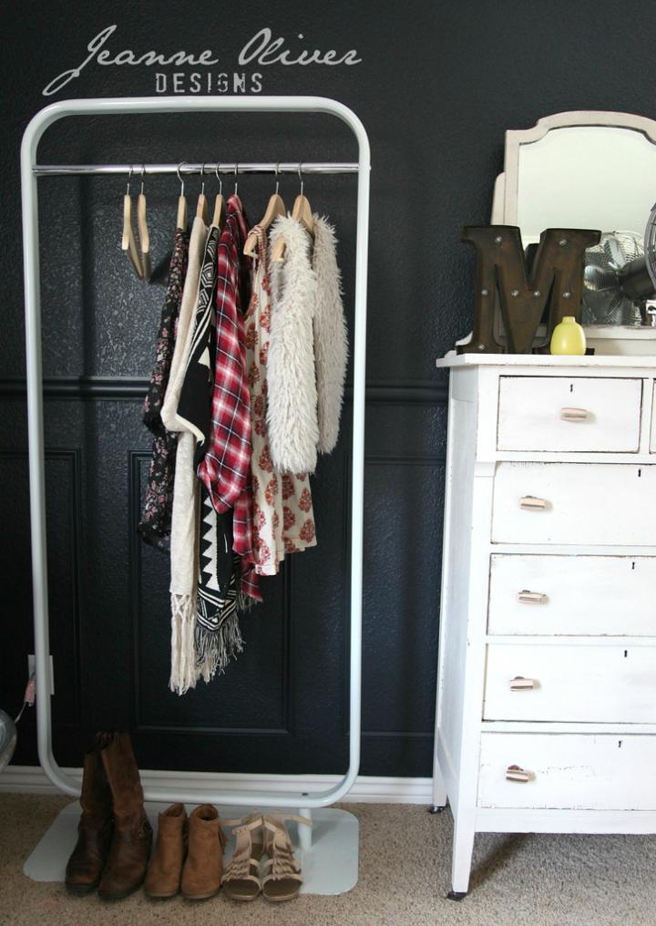 Amazing Teen Girl's Bedroom Makeover 20