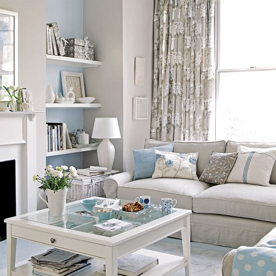 light blue living room wall painting color