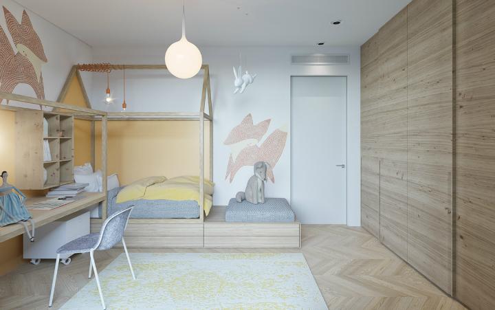 Beautiful and Unusual Girl's Room 3