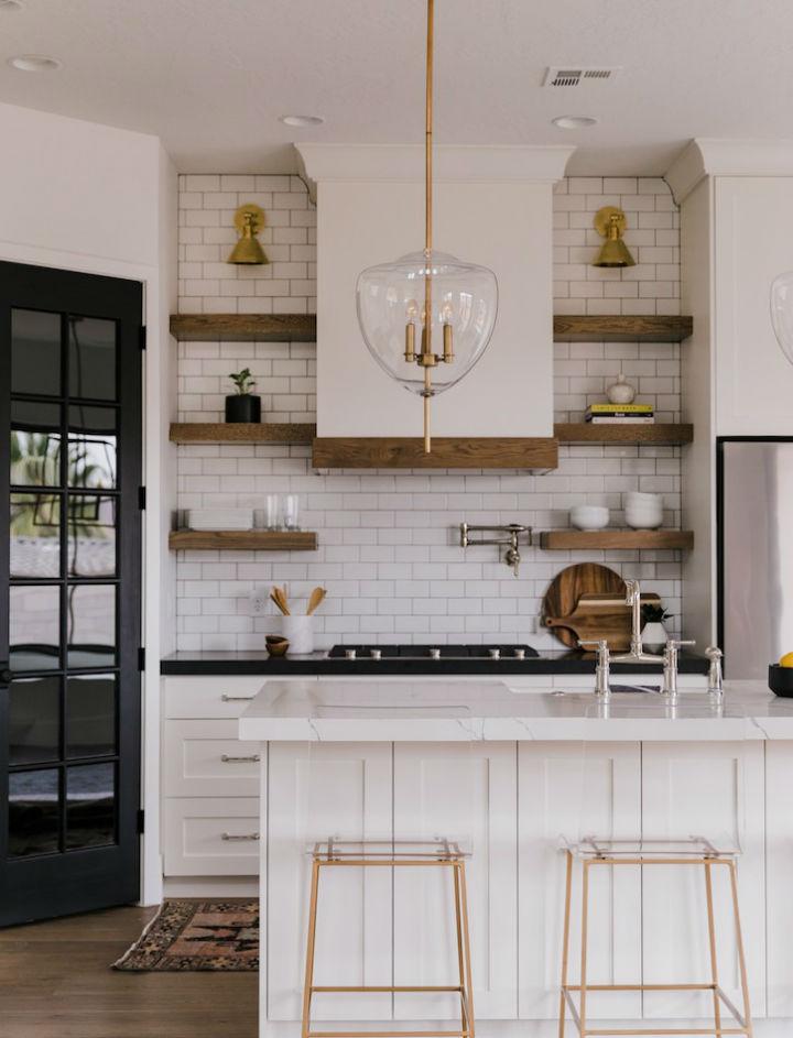Clean and Elegant Kitchen Design 6