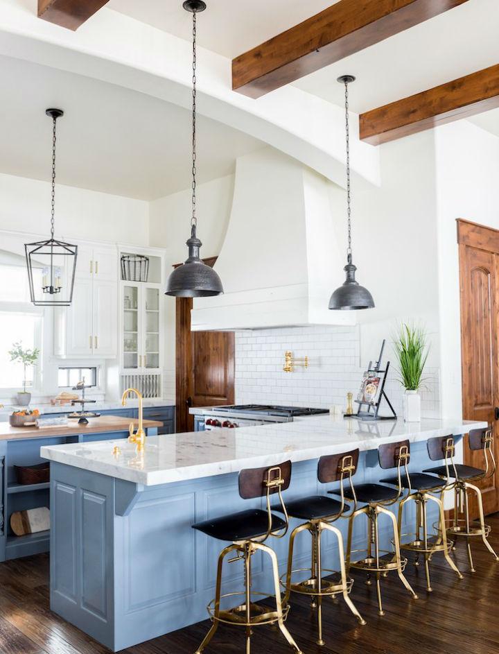 Clean and Elegant Kitchen Design 5