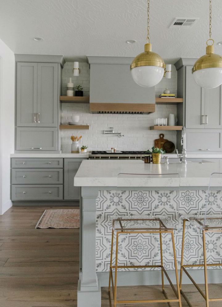Clean and Elegant Kitchen Design 12