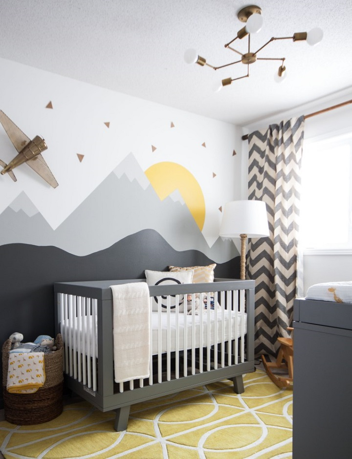 1553971974 298 10 steps to create the best boys nursery room - 10 Steps to Create the Best Boy's Nursery Room
