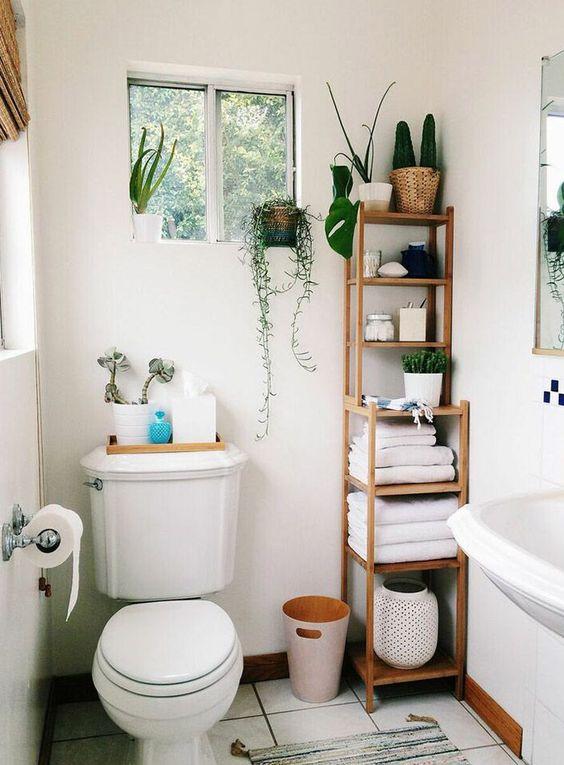 1553973207 583 20 bohemian bathroom ideas - 20 Bohemian Bathroom Ideas