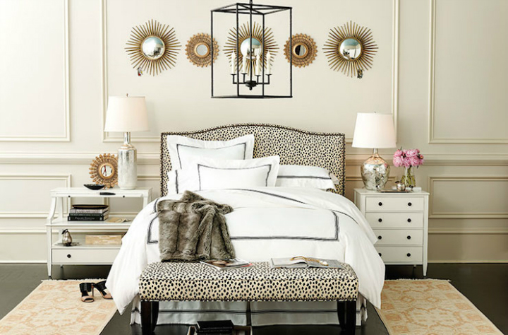 1553973641 235 great bedroom ideas with mismatched nightstands - Great Bedroom Ideas With Mismatched Nightstands