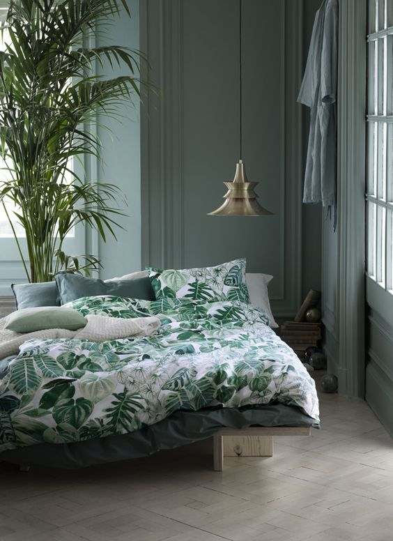 26 awesome green bedroom ideas - 26 Awesome Green Bedroom Ideas