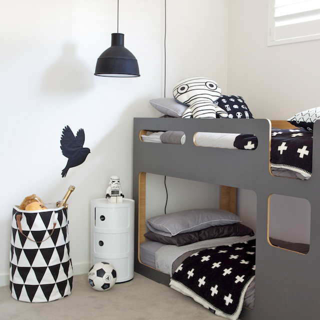 87 gray boys room ideas - 87 Gray Boys' Room Ideas