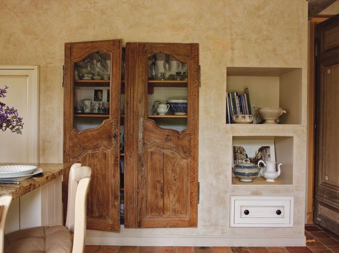 Antique French Doors31 - 27 Antique Doors in the Interior French Doors Ideas
