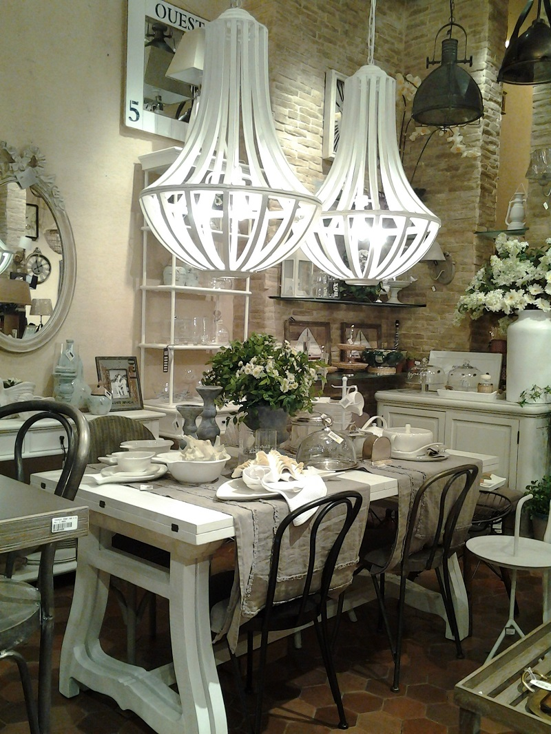 country elegant dining - 14 Country Dining Room Ideas