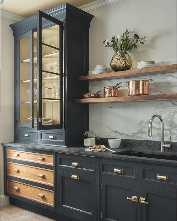 deluxe handcrafted kitchen design ideas - Deluxe Handcrafted Kitchen Design Ideas