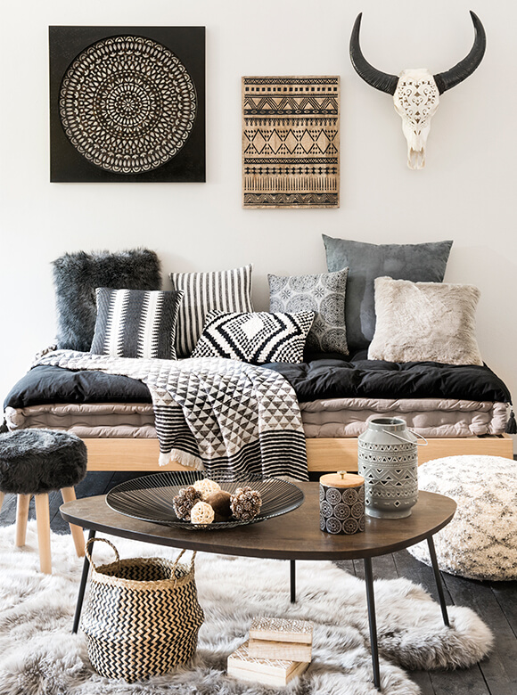 how to add ethnic chic style to your living room - How To Add Ethnic Chic Style To Your Living Room