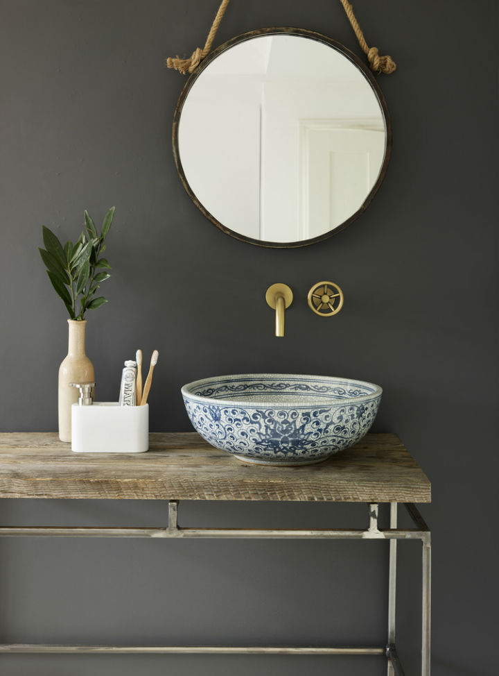 these handmade porcelain basins are synonymous with art - These Handmade Porcelain Basins Are Synonymous With Art
