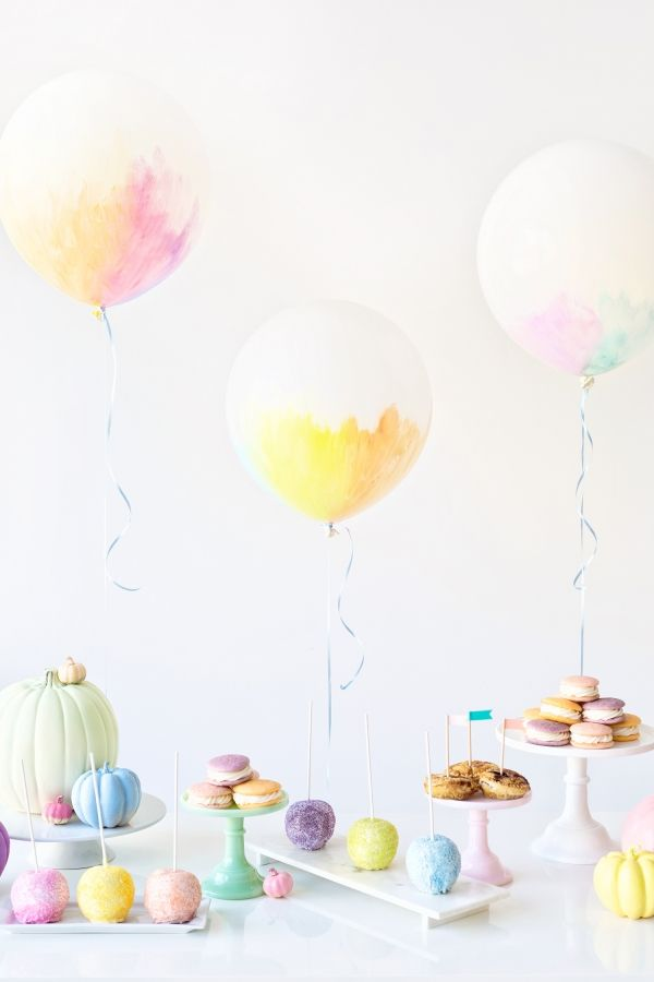 10 adorable diy ideas for the perfect baby shower - 10 Adorable DIY Ideas For The Perfect Baby Shower