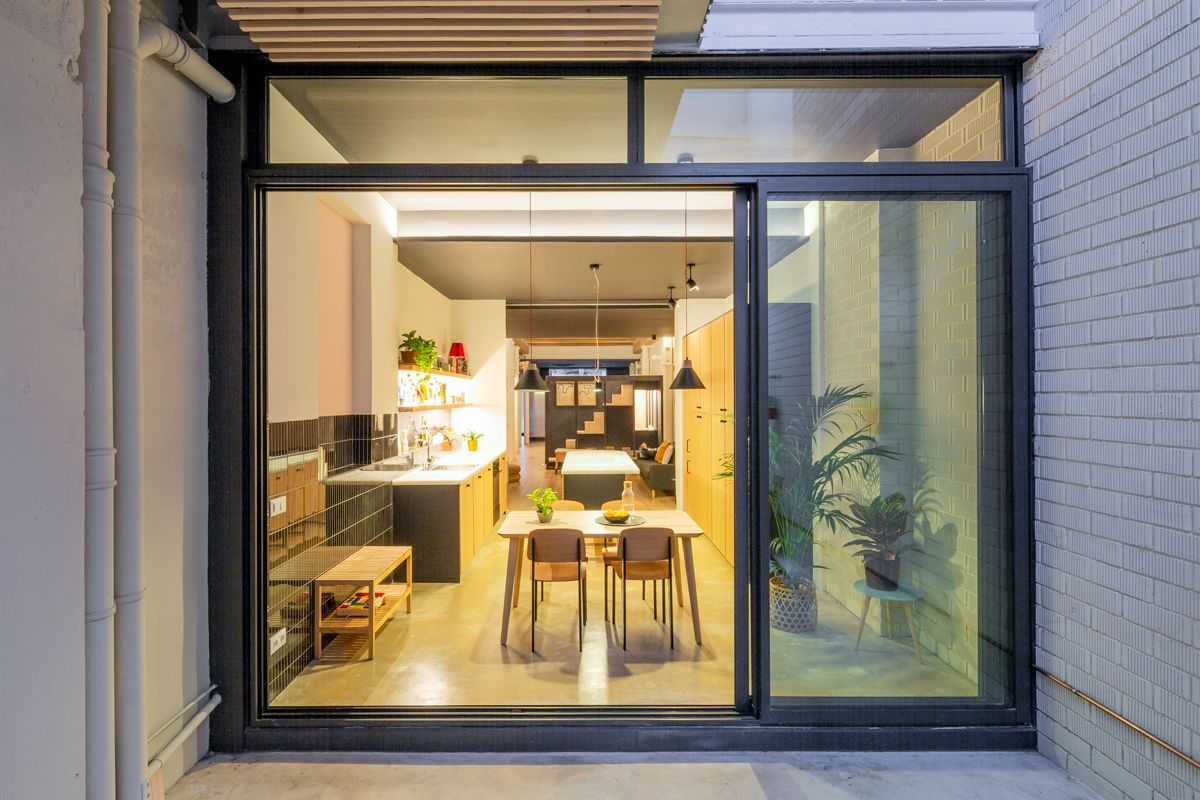 1556698217 418 the room a small office disguised as a big and cozy apartment - The Room – A Small Office Disguised As A Big And Cozy Apartment