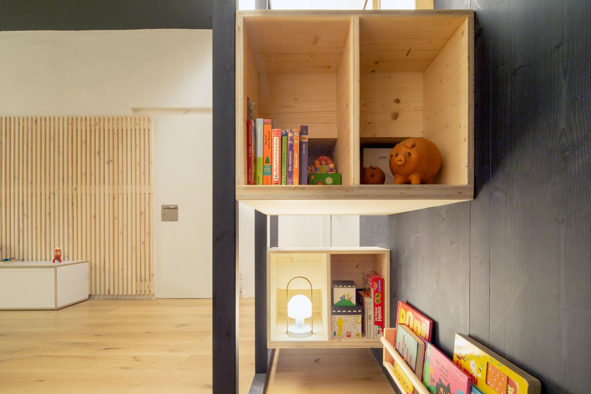 1556698217 798 the room a small office disguised as a big and cozy apartment - The Room – A Small Office Disguised As A Big And Cozy Apartment