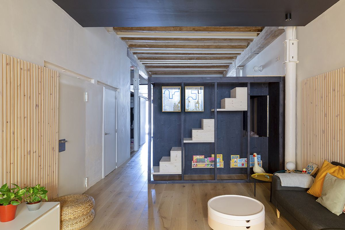 1556698217 886 the room a small office disguised as a big and cozy apartment - The Room – A Small Office Disguised As A Big And Cozy Apartment