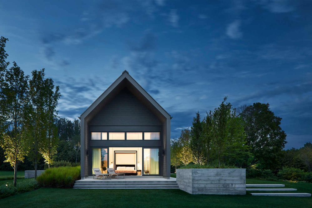 1556785099 833 houses with black cladding that are in harmony with their surroundings - Houses With Black Cladding That Are in Harmony With their Surroundings