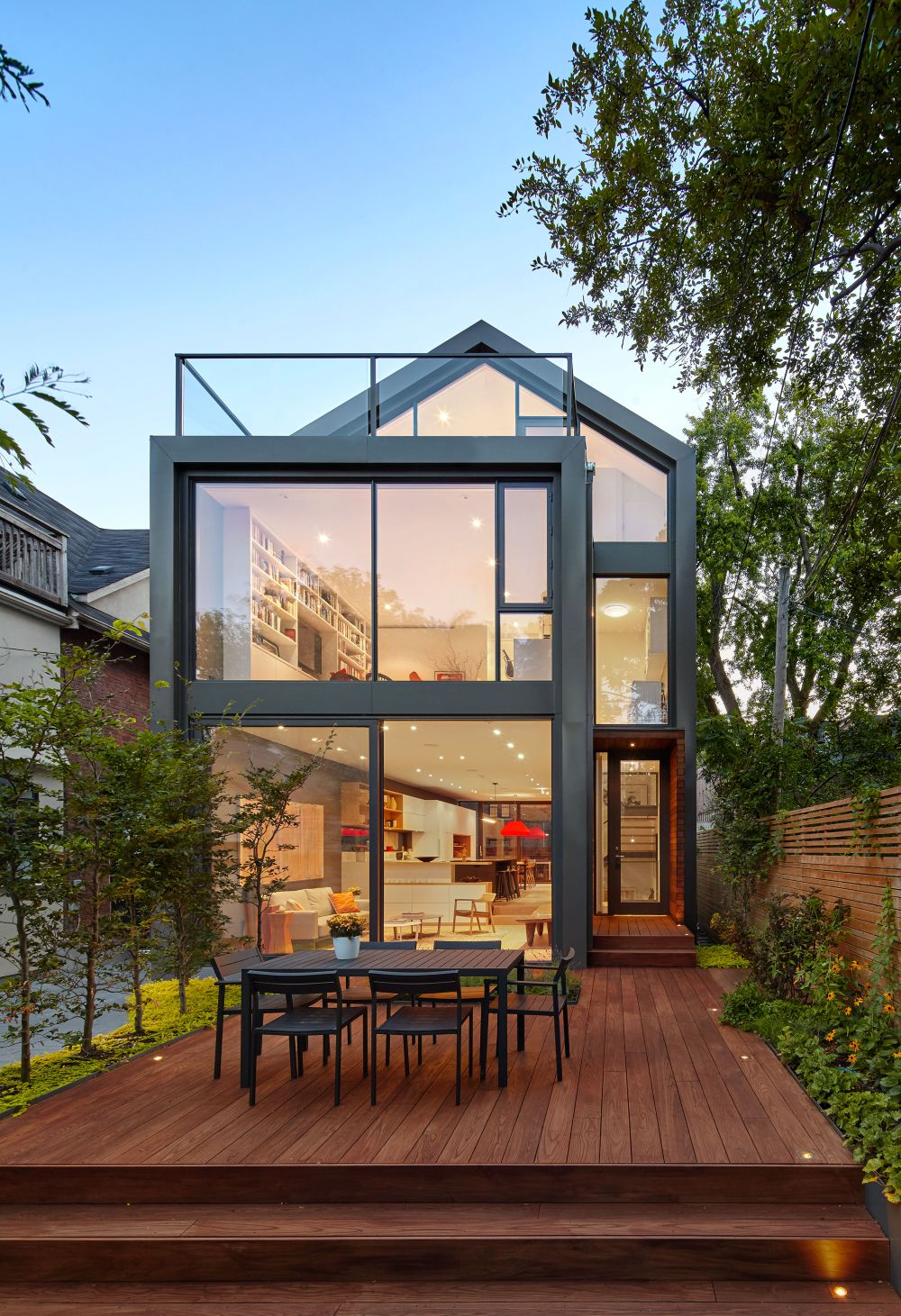 1557475923 293 modern house brings the countryside charm into the city - Modern House Brings The Countryside Charm Into The City