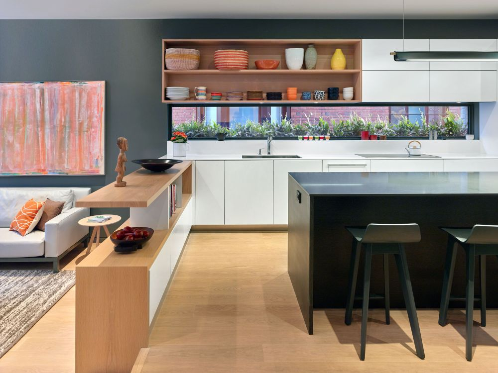 1557475923 694 modern house brings the countryside charm into the city - Modern House Brings The Countryside Charm Into The City