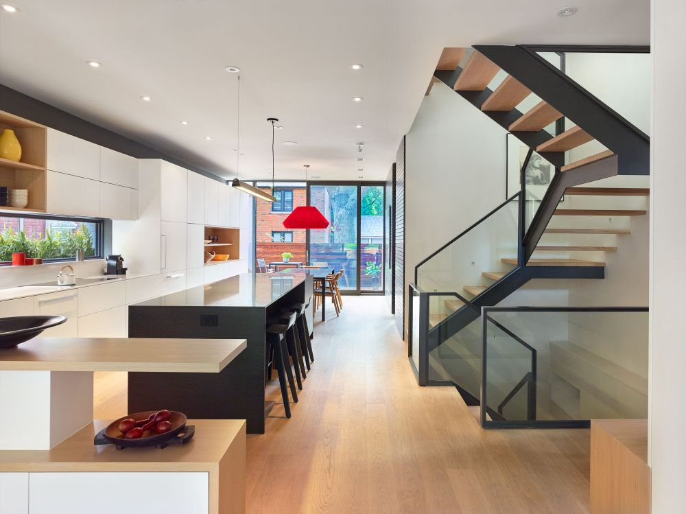 1557475923 958 modern house brings the countryside charm into the city - Modern House Brings The Countryside Charm Into The City