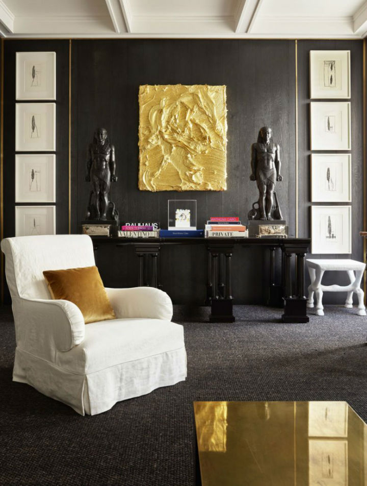 Between Contemporary and Classical Interior 3