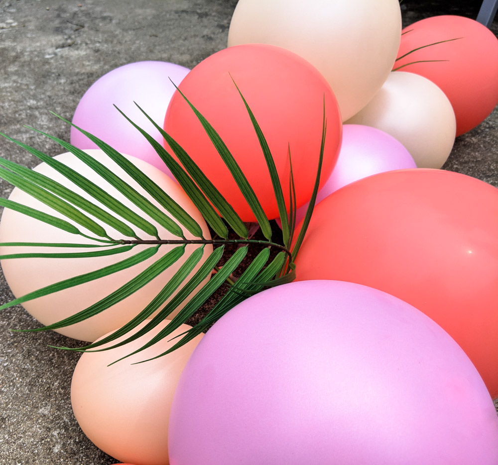 1557739823 523 how to create a festive balloon arch - How to Create a Festive Balloon Arch
