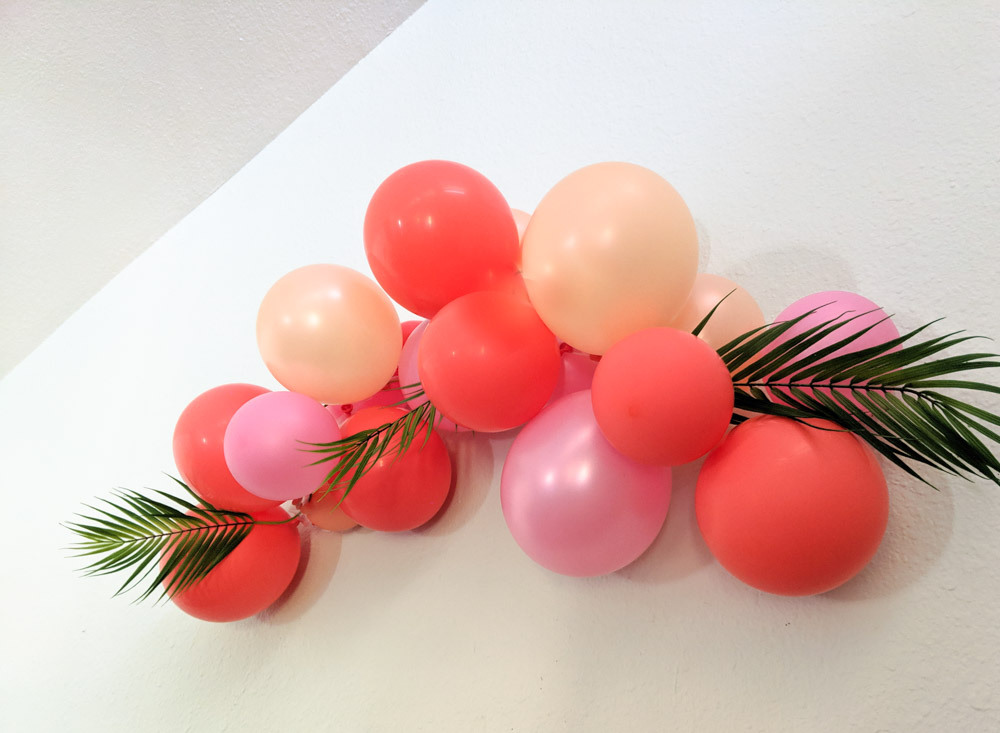 1557739823 536 how to create a festive balloon arch - How to Create a Festive Balloon Arch
