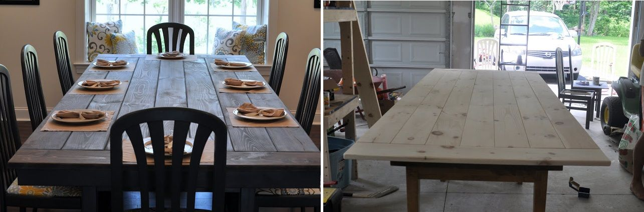 1557928869 783 diy farmhouse kitchen table projects for beginners - DIY Farmhouse Kitchen Table Projects For Beginners
