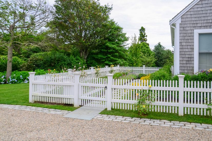 1558429821 696 beyond the white picket fence designs and styles to consider - Beyond The White Picket Fence – Designs And Styles To Consider