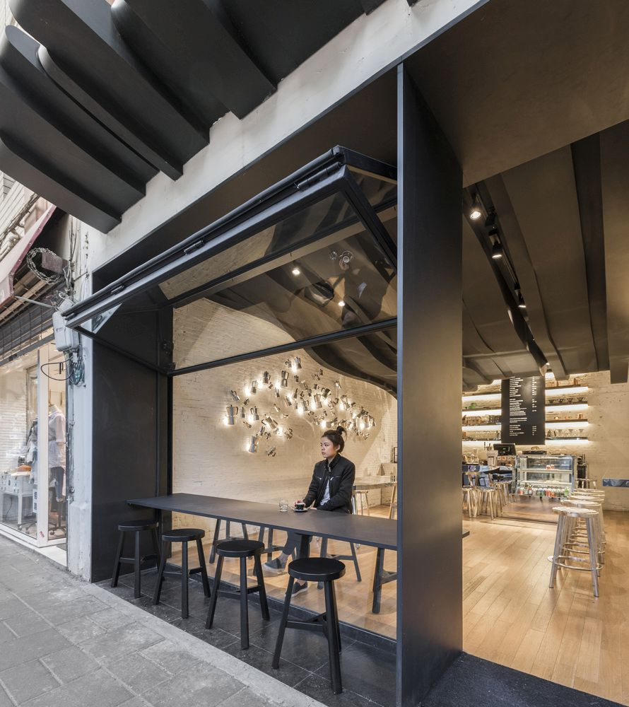 1558620840 123 eye catching coffee shop design ideas that draw people in - Eye-Catching Coffee Shop Design Ideas That Draw People In