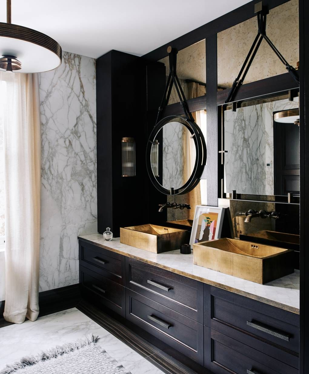 1558953967 761 black and white bathroom designs that show simple can also be interesting - Black and White Bathroom Designs That Show Simple Can Also Be Interesting