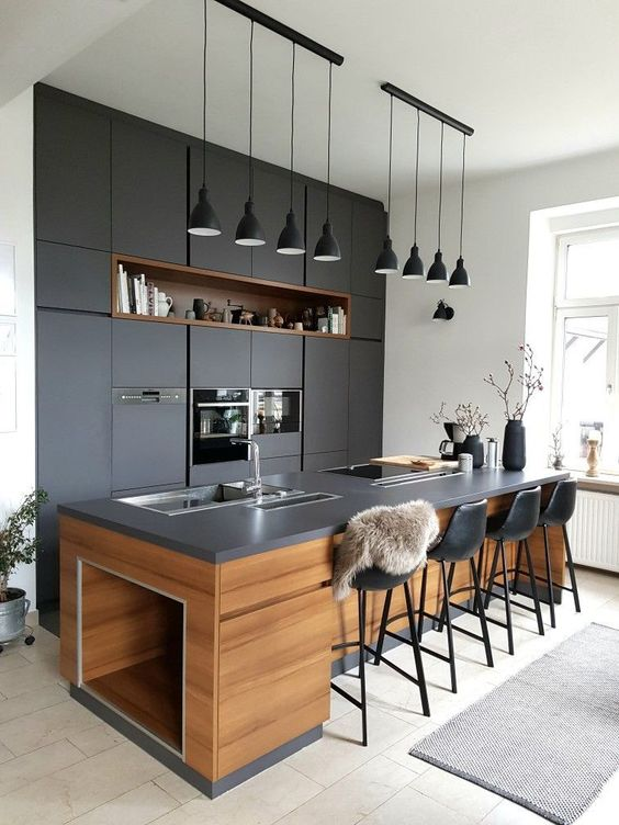 1559073527 29 easy design ideas for your own stylish eat in kitchen - Easy Design Ideas For Your Own Stylish Eat-in Kitchen