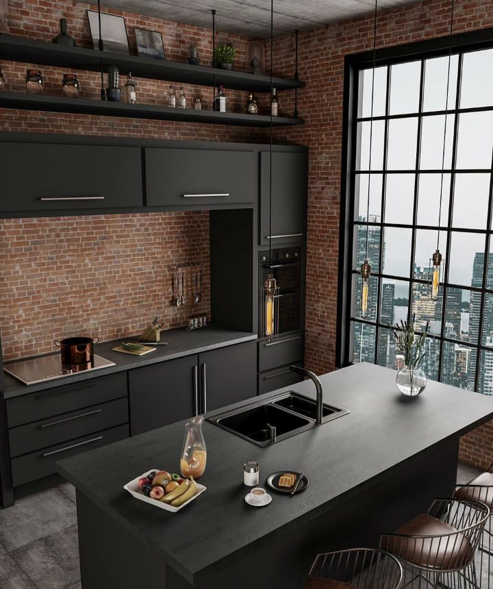 1559073527 956 easy design ideas for your own stylish eat in kitchen - Easy Design Ideas For Your Own Stylish Eat-in Kitchen