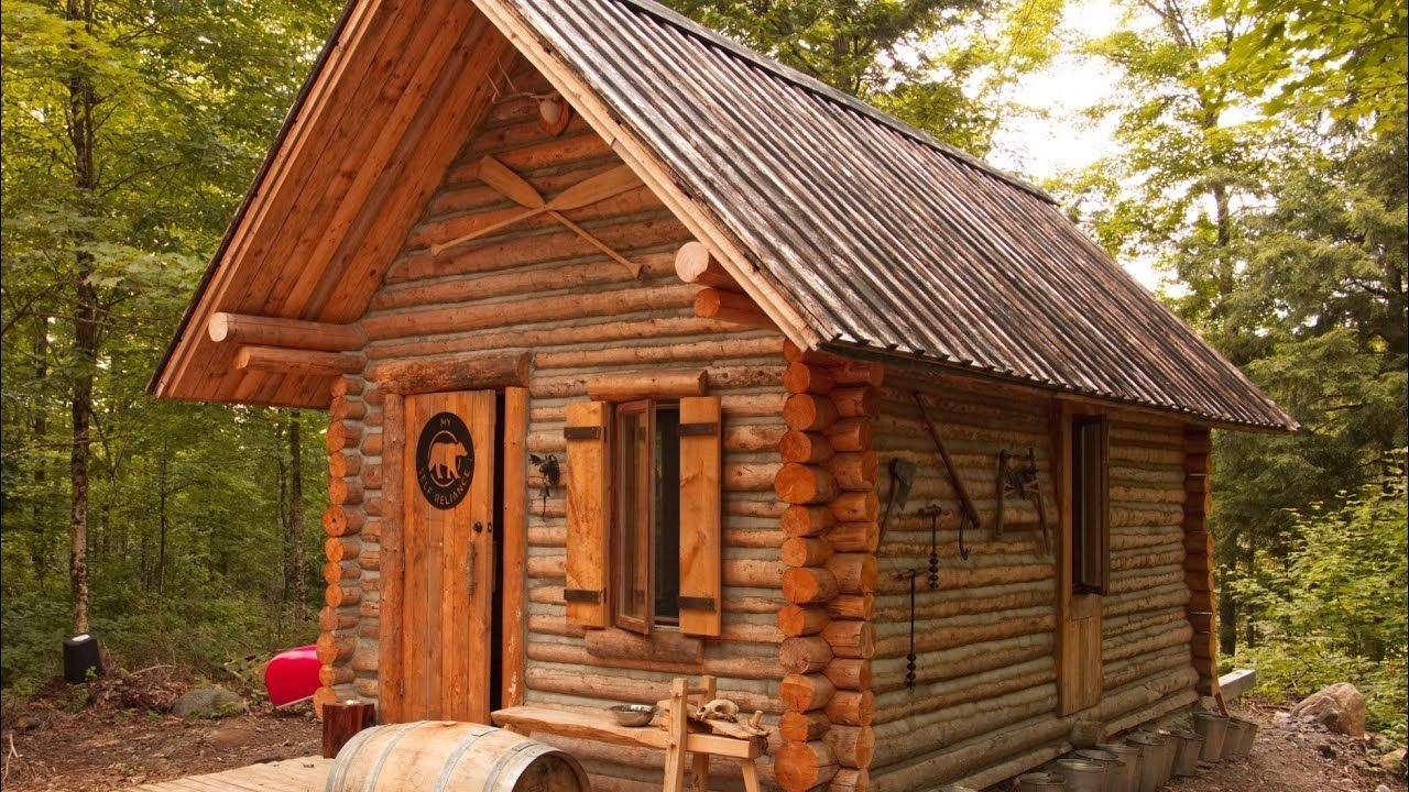 how to plan and build a small cabin from start to finish - How To Plan And Build A Small Cabin From Start To Finish