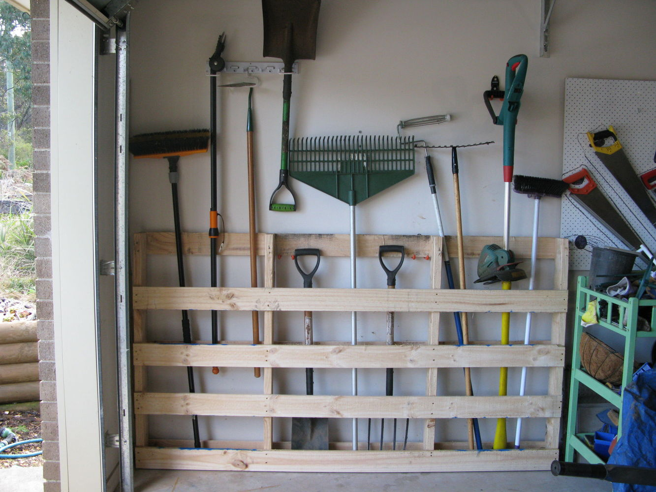 1559564709 848 garage storage ideas that will help you keep the clutter at bay - Garage Storage Ideas That Will Help You Keep The Clutter At Bay